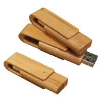 USB Flash 38 (Bamboo USB Flash drive) - hmiUSB38