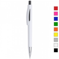 Plastic Pen 290 (A great promotional plastic pen included full color print) - hmi20290