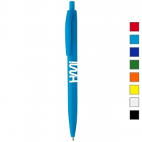 Plastic Pen 813 (Wonderful custom printed promotional plastic pen) - hmi20813