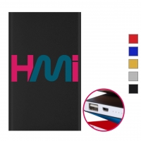 Power Bank 347 (A great Aluminium made Power Bank with 4000 mAH)  - hmi26347