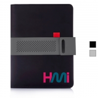 Folder 987 (A4 Document folder with tablet and smartphone support and holder on the top side) - hmi62987