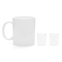 Tasse 005 (Sublimationstasse 300 ml) - hmi74005
