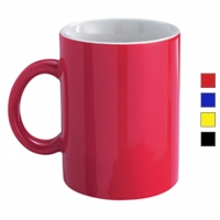 Mug 027(300 ml coloured Ceramic mug) - hmi74027