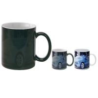 Mug 028 (350ml ceramic magic black) - hmi74028