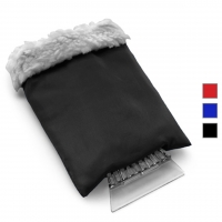 Ice Scraper 005 (Nylon glove with ice scraper) - hmi88005