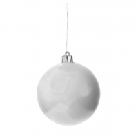 Christmas Ball (Christmas ornament 8cm) - hmi99098