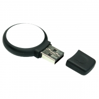 USB Flash 02 (Rubberised USB Flash Drive) - hmiUSB02