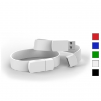 USB Flash 44 (Wristband USB flash drive) - hmiUSB44