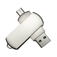 USB Flash 15 (OTG USB Flash drive for mobile phones and tablets) - hmiUSB15