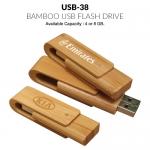 Wooden USB Flash