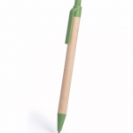 Eco friendly pen and pencil as a set with recycled paper cover - Umweltfreundlicher Stift und Bleistift im Set mit Recyclingpapierabdeckung  | hmi22824