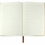 Eco friendly Notebook made from cork - Umweltfreundliches Notebook aus Kork  | hmi40236