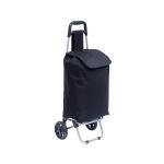 Polyester shopping bag available in 3 different colours (Black) - Polyester Einkaufstasche in 3 verschiedenen Farben erhältlich (Schwarz)   hmi64138