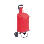 Polyester shopping bag available in 3 different colours (Red) - Polyester Einkaufstasche in 3 verschiedenen Farben erhältlich (Rot)   hmi64138