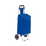 Polyester shopping bag available in 3 different colours (Blue) - Polyester Einkaufstasche in 3 verschiedenen Farben erhältlich (Blau)   hmi64138