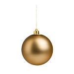 CHRISTMAS BALL 099(Gold) - WEIHNACHTSKUGEL 099 | hmi99099