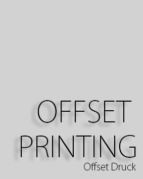 Offset Printing Services in Germany