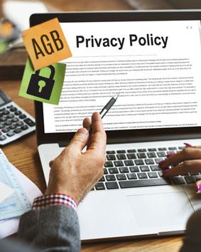 Datenschutz und rechtlinien