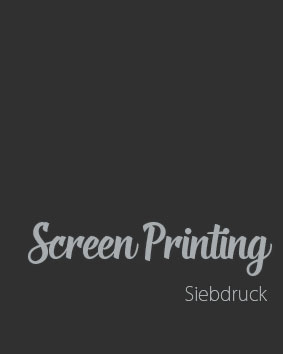 Screen Printing Services in Germany