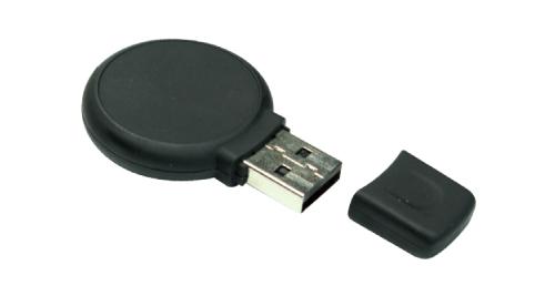 USB Flash Drives Round Shape 4GB