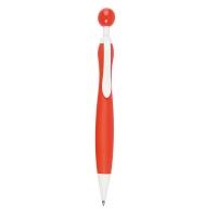 Stift 081 (Kunststoffstift - runde Form) - hmi20081-04 (Rot)