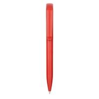 Kugelschreiber 267 ( Werbekugelschreiber aus Kunststoff mit mechanischer Drehung) - hmi20267-04 (Rot)