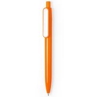Kugelschreiber 280 (Toller Werbekugelschreiber aus Kunststoff) - hmi20280-11 (Orange)
