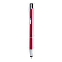 Kugelschreiber 058 (Aluminium-Kugelschreiber) - hmi22058-04 (Rot)