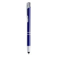 Kugelschreiber 058 (Aluminium-Kugelschreiber) - hmi22058-07 (Blau)
