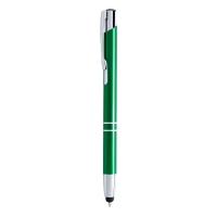 Kugelschreiber 058 (Aluminium-Kugelschreiber) - hmi22058-09 (Grün)
