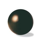 Antistress-Ball aus Schaumstoff - hmi29054-01 - schwarz