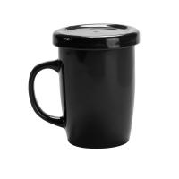 Tasse 127 (Teetasse mit Deckel) - hmi74127-01 (Schwarz)