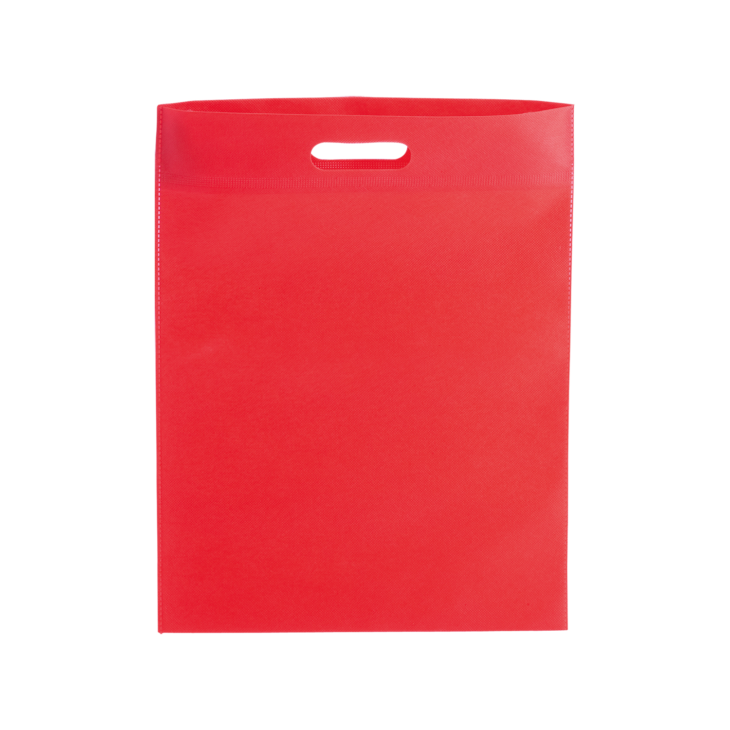 Shopping Bag 022 (Non-woven shopping bag) - hmi17022-04 (Red)