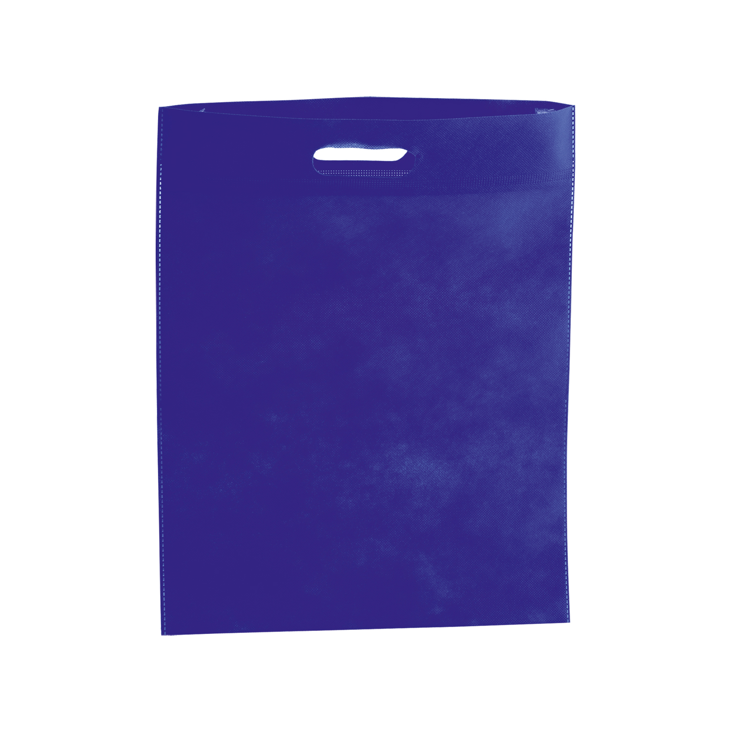 Shopping Bag 022 (Non-woven shopping bag) - hmi17022-07 (Blue)