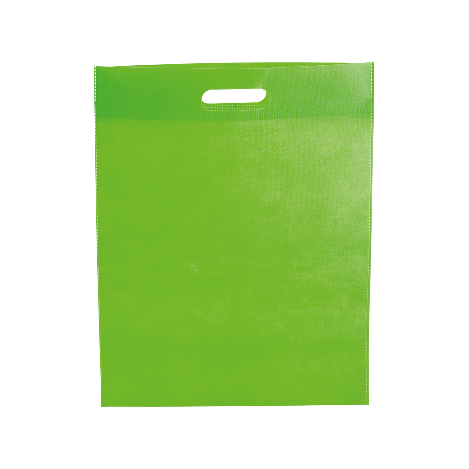 Shopping Bag 022 (Non-woven shopping bag) - hmi17022-09 (Green)