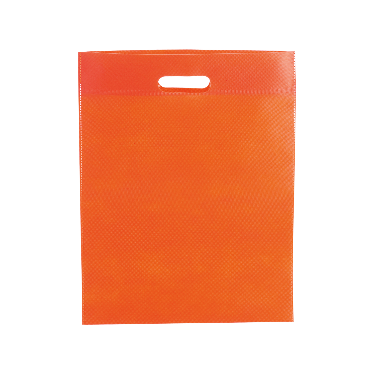 Shopping Bag 022 (Non-woven shopping bag) - hmi17022-11 (Orange)