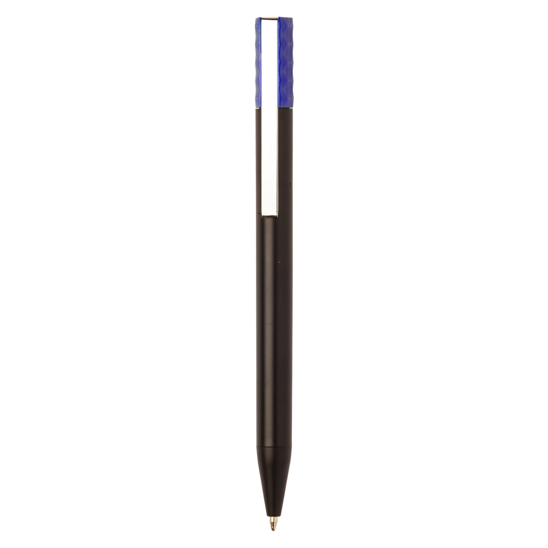Promotional Plastic Pen 271 (Promotional black plastic pen) - hmi20271-13 (Purple)