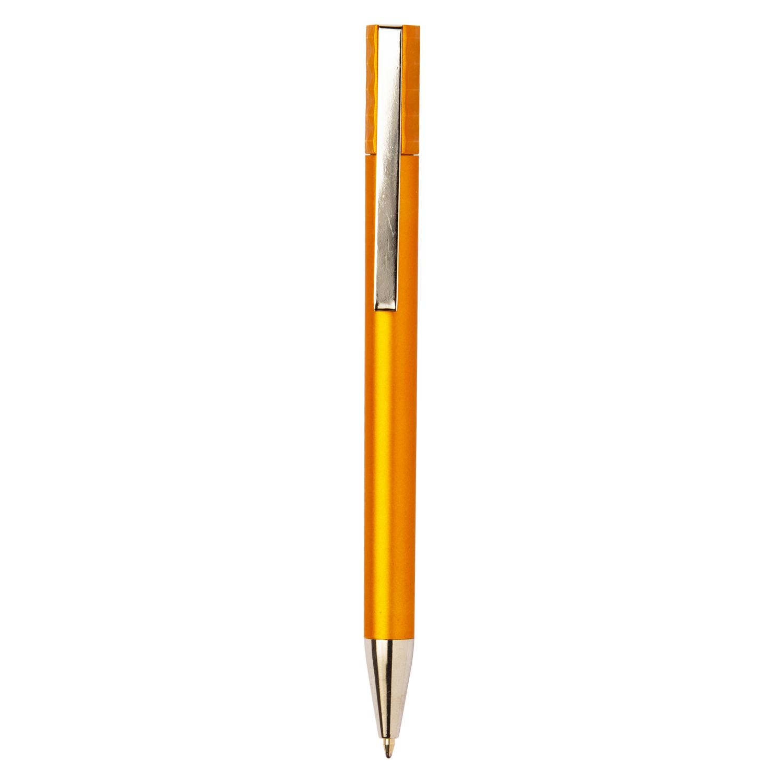 Plastic Pen 272 (Promotional coloured plastic pen) - hmi20272-11 (Orange)