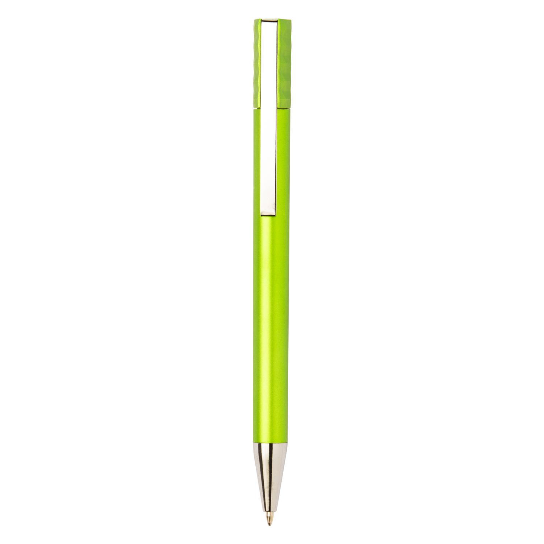 Plastic Pen 272 (Promotional coloured plastic pen) - hmi20272-28 (light green)