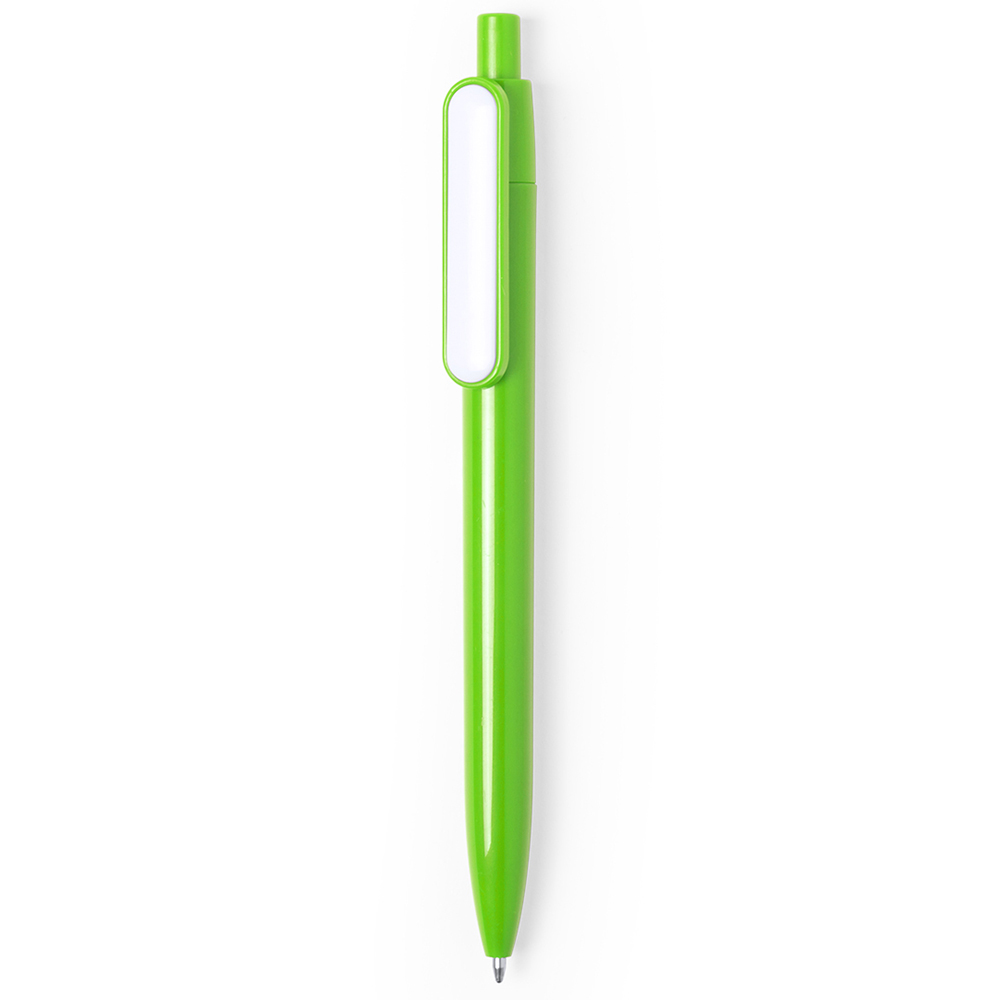 Plastic Pen 280 (Great promotional plastic pen) - hmi20280-09 (Green)