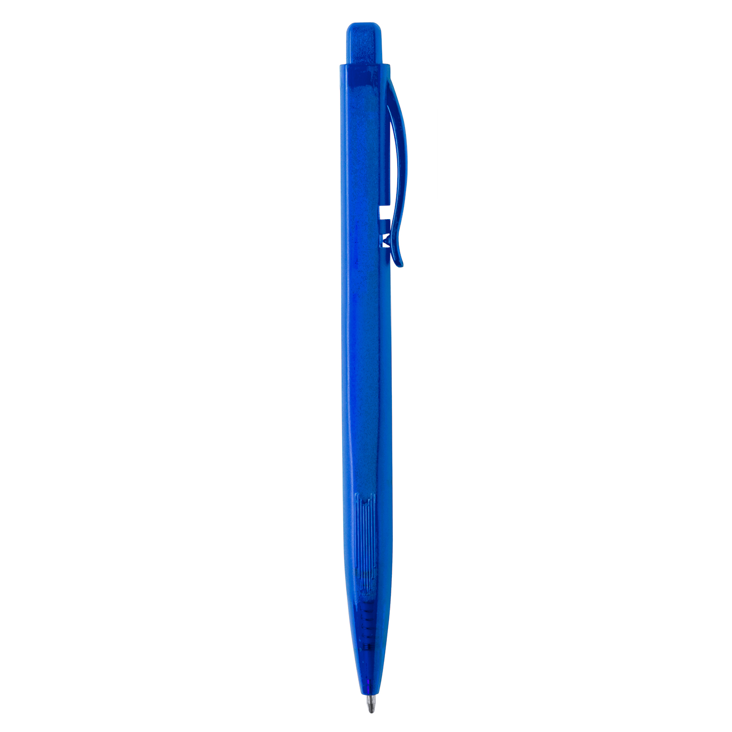 Plastic Pen 997 (plastic ball pen with blue ink) - hmi20997-07 (Blue)