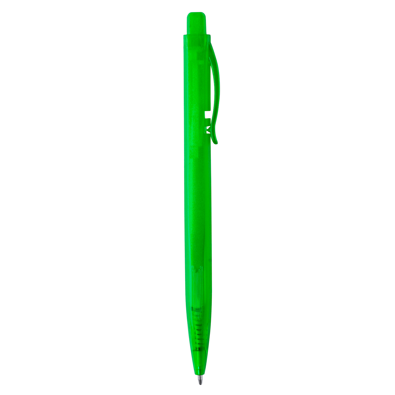Plastic Pen 997 (plastic ball pen with blue ink) - hmi20997-09 (Green)