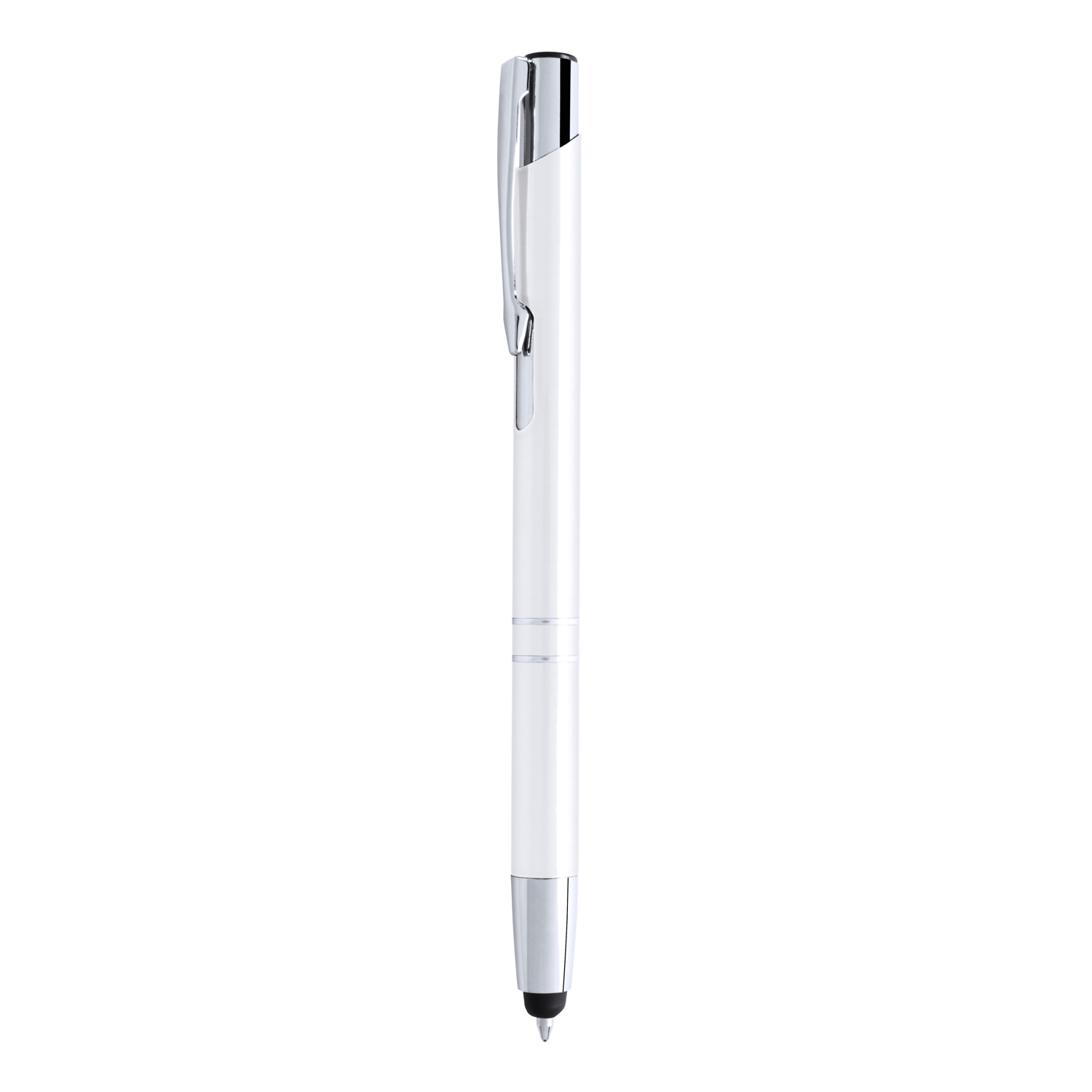 Ball Pen 058 (Aluminium ball pen) - hmi22058-02 (White)