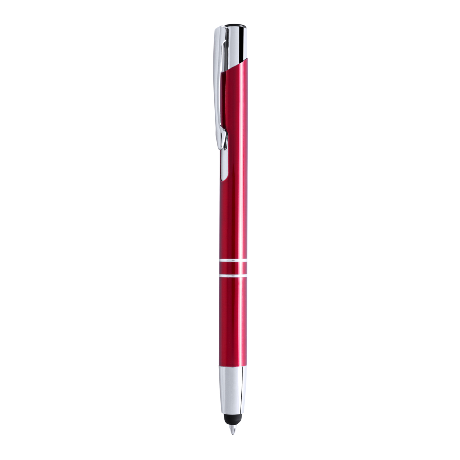 Ball Pen 058 (Aluminium ball pen) - hmi22058-04 (Red)