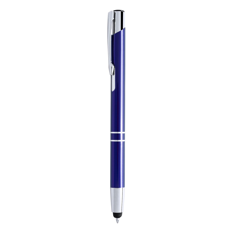 Ball Pen 058 (Aluminium ball pen) - hmi22058-07 (Blue)