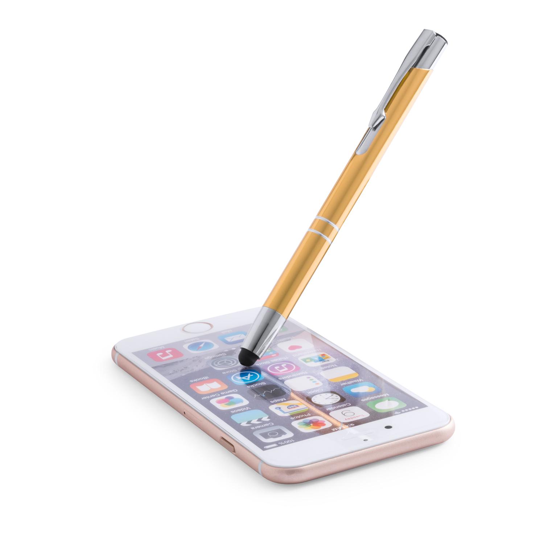 Ball Pen 058 (Aluminium ball pen) - hmi22058-14 (Gold)