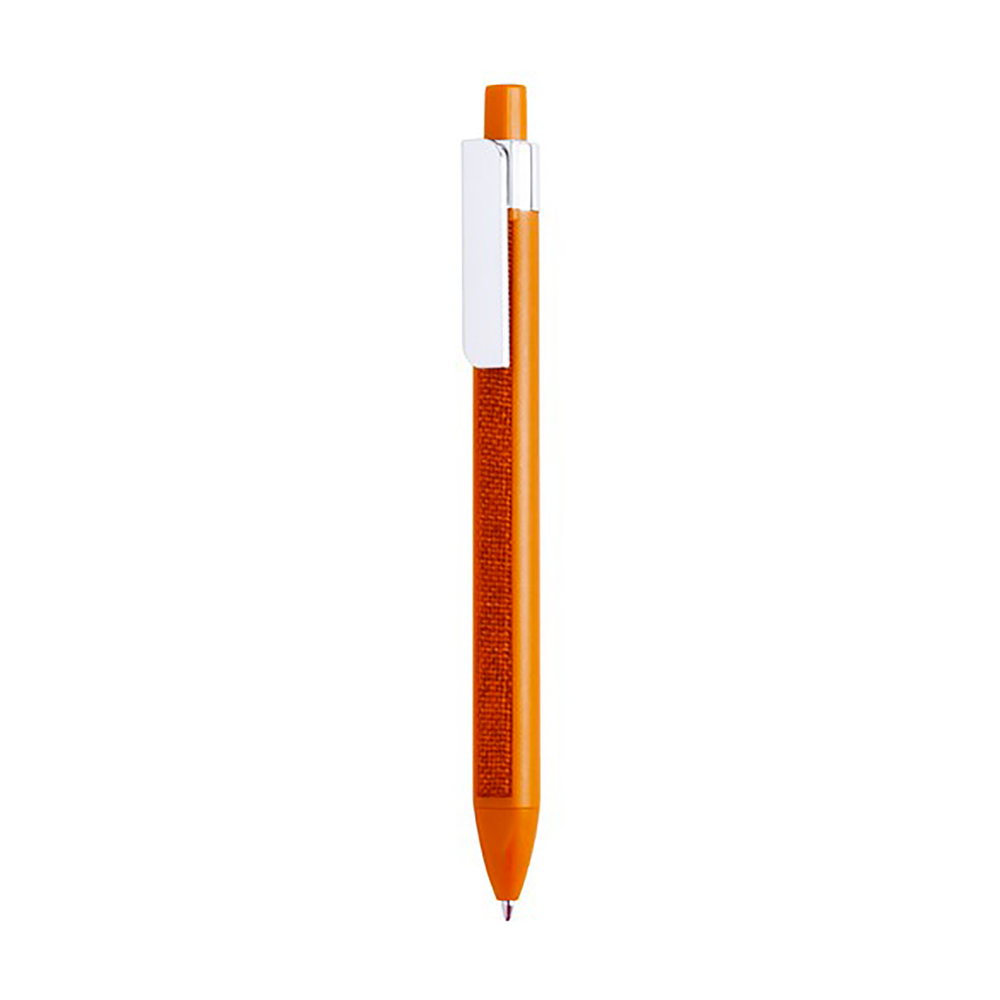 ball pen 918  (Plastic pen with texture) - 22918-11 (Orange)