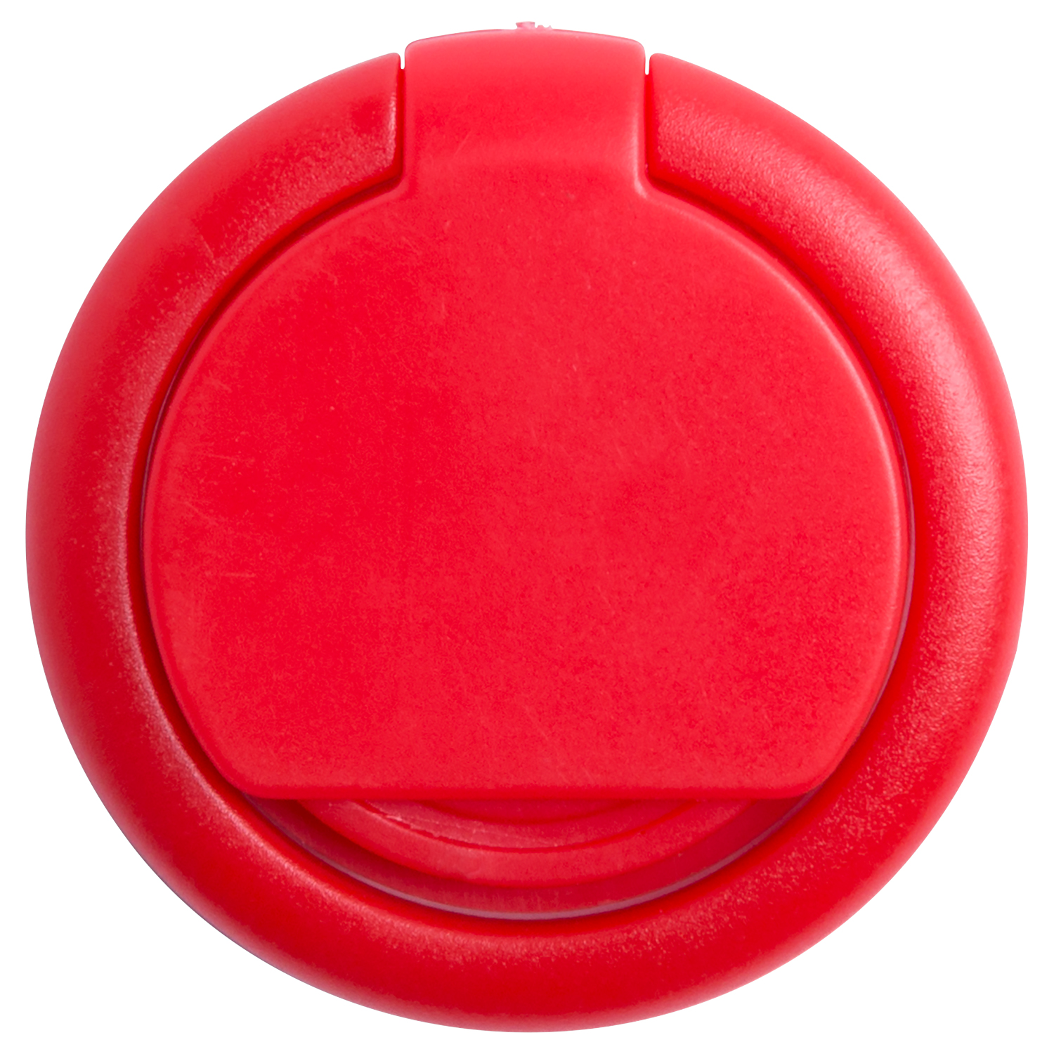 Phone Ring 868 (Plastic phone holder and phone ring) - hmi26868-04 (Red)