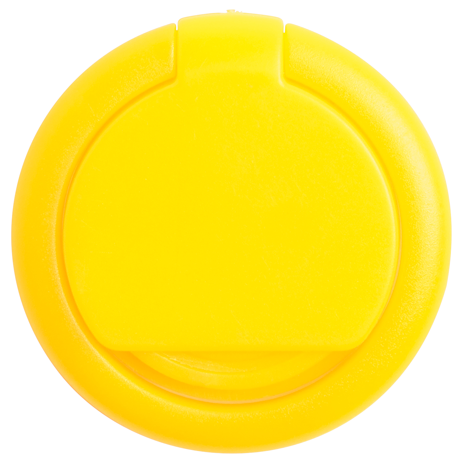 Phone Ring 868 (Plastic phone holder and phone ring) - hmi26868-12 (Yellow)