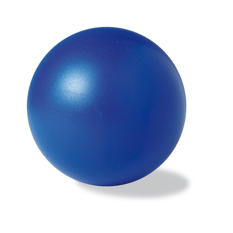 Anti-Stress Ball (Foam Rubber) - hmi29054-07 (Blue)